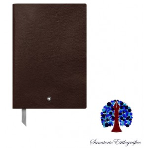 Montblanc Notebook Tabaco 146 Cuadros