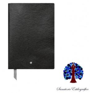 Montblanc Notebook Negro 146 Cuadros