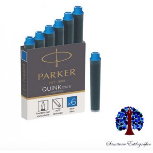 Parker Cartuchos Mini