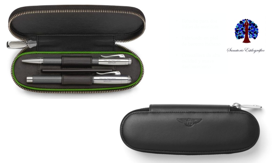 Estuche Graf von Faber Castell For Bentley
