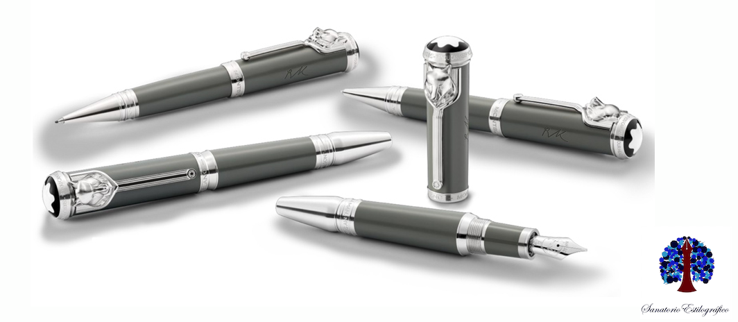 Montblanc Writers Edition Kipling 2019